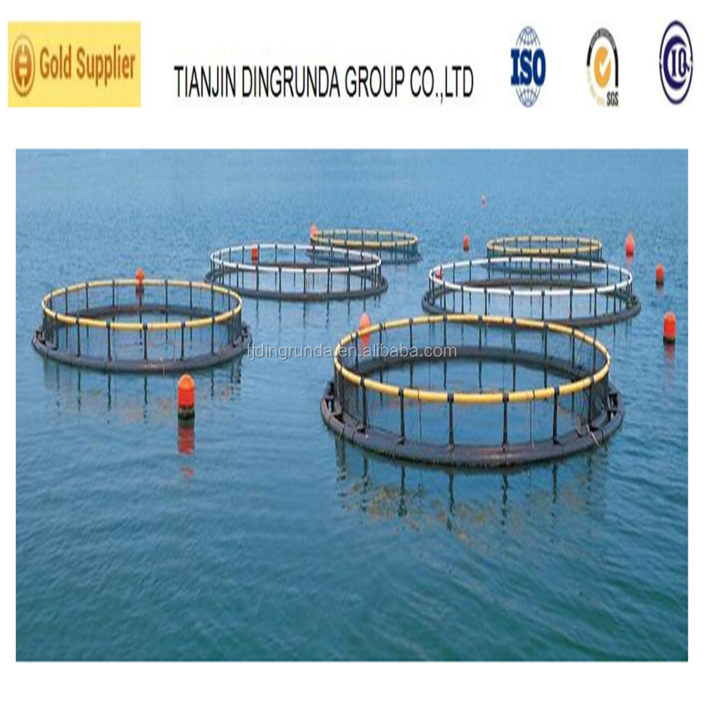 fishing cage floating lake round for fishing farm