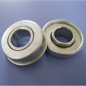 "1/4"" Shaft 6.5 ID x 49 OD x 20.6mm wholesale conveyor roller bearings"
