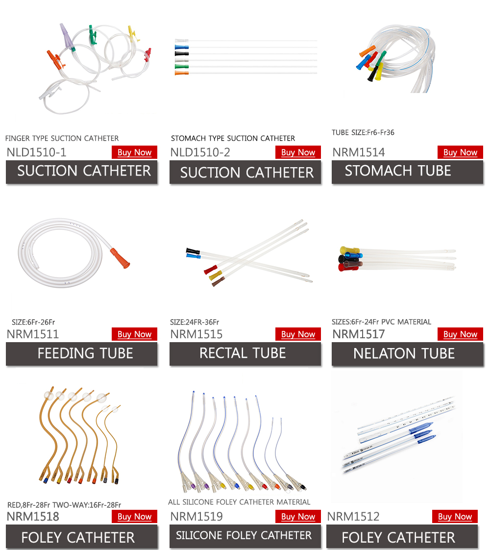 Good Price Pvc Medical Finger Thumb Control Types Infant Adult Sizes Disposable Colour Codes Closed Latex Suction Catheter Buy Suction