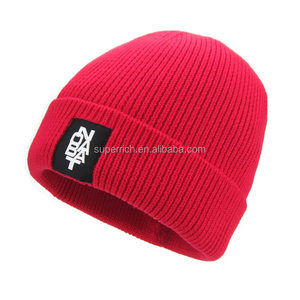 2018 hot style cheap brand winter hats superman mark winter hat