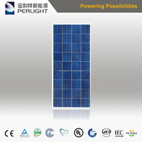 China Best Pv Supplier Cheap Price High Quality 3d Solar Panel Poly 100w 18V