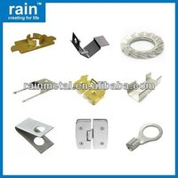 high quality precision stainless steel machining parts/2012 machining of small part product