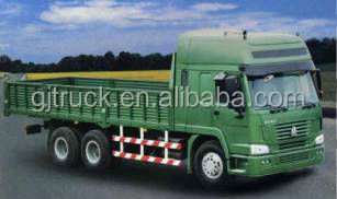 China low price hot sale heavy duty SINOTRUK 6*4 Cargo truck with 25 tonnes loading capacity