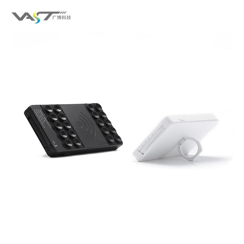 Portable rohs power bank 4000mah fashionable and portable power bank wireless power bank