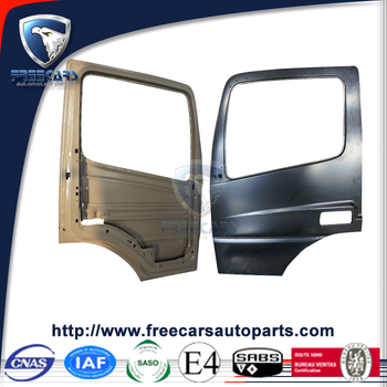 Top quality truck steel door, cheap heavy duty truck doors, steel doors use for Mercedes benz axor door