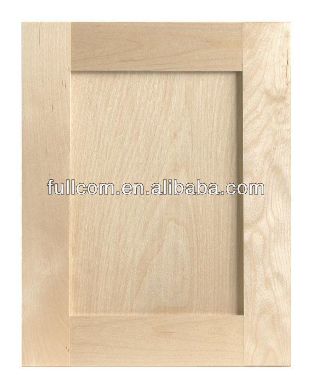 Unfinished Raised Panel Cabinet Doors Solid Wood Door Buy