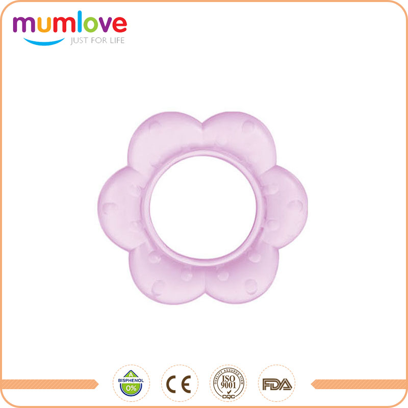 Baby feeding products water filled teether