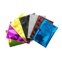 Hot sale Small Colorful Aluminum Foil Heat Seal Sachet Soya Powder Packing
