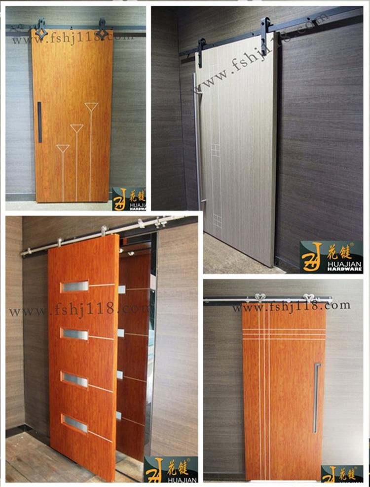 Precio competitivo ltimo dise o de doble puerta de madera - Lo ultimo en puertas de interior ...