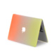 for MacBook Air 13 inch Case A1466 / A1369 Rubberized Hard Shell Cover Rainbow