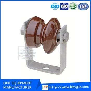 Ed-2 Shackle Insulators / Lv Ceramic Shackle Electrical Insulator Ed-2b/  Low Voltage Brown Color Shackle Insulator - Buy Porcelain Insulator,Shackle