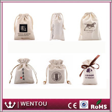 Wholesale Jute Bag for Coco Beans Rice Packing