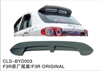 BYD003 ABS car rear wing spoiler for BYD F3R