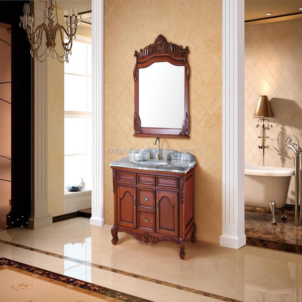 Drk2947 conception antique vanité salle de bain, classique hôtel ...