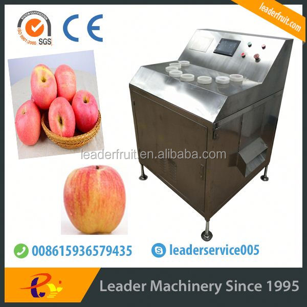 Leader brand commercial electric apple peeler corer slicer with CE&ISO