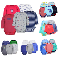 Wholesale Baby Sets Newborn Long Sleeve Boutique Outfit Baby Winter Clothes