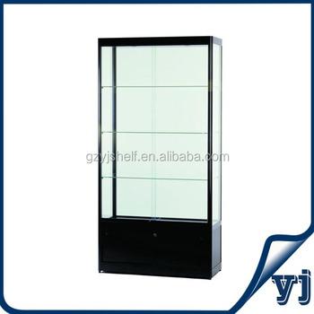 Glass Vitrine Display Cabinet/glass Vitrine Display Showcase/floor ...
