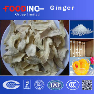 High Quality Dried Processed Dehydrated Ginger Slices Powder Flake Manufacturer