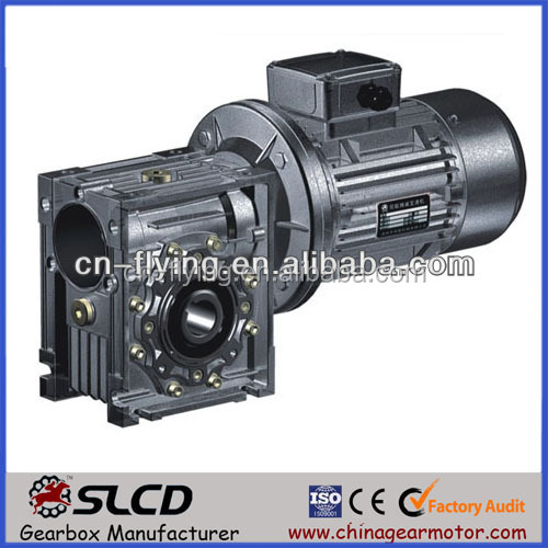 Worm Reduction Gearbox 2 post car lift electric hydraulic car lift bridge
