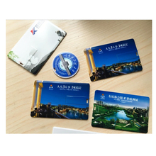 MDY-A01 business card us1GB-64G Branded Credit Card Sized Shaped USB Flash Drive Pen Drive with custom logo printing