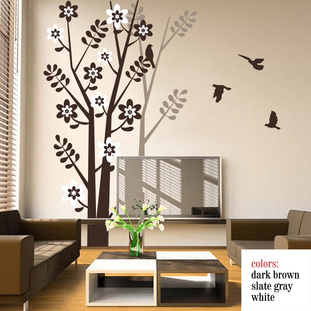 12 Best Living Room Vinyl Wall Decals Floor Plan Design