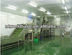 Fluidized Bed Tunnel Freezer