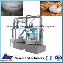 1m diameter stone mill high quality commercial stone grain mill,stone flour mill