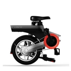 Aluminum alloy small portable electric bicycle mini folding electric bike bicycle