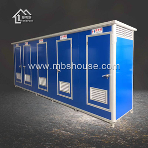 Guangzhou Low Cost Mobile Public Outdoor Portable Toilet/ Portalet
