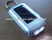 hid xenon solar torch flashlight
