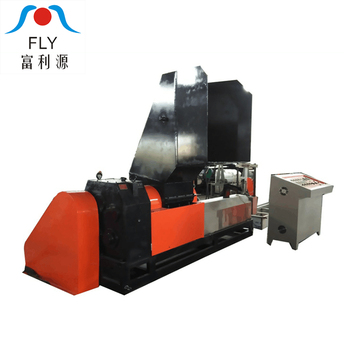Small Capacity FLY150-75 Single-Screw PE Foam Recycling Machine ,Plastic Pelletizing/Recycling Machine