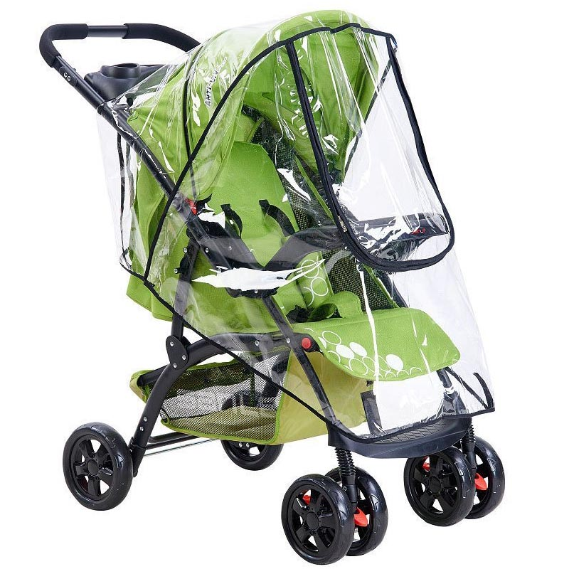 Mother & Kids Activity & Gear Baby Stroller Accessories Universal Waterproof Rain Cover Wind Dust Shield Zipper Open For Baby Strollers Pushchairs To Enjoy High Reputation At Home And Abroad