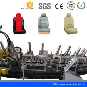 polyurethane foam manufacturing process pdf