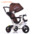 2019 China ride on toys baby tricycle air tire / triciclo kids tricycle 3 in 1/ reverse seat child tricycle stroller baby