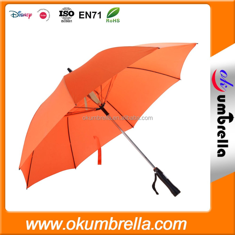Material fan umbrella power rain umbrella frame