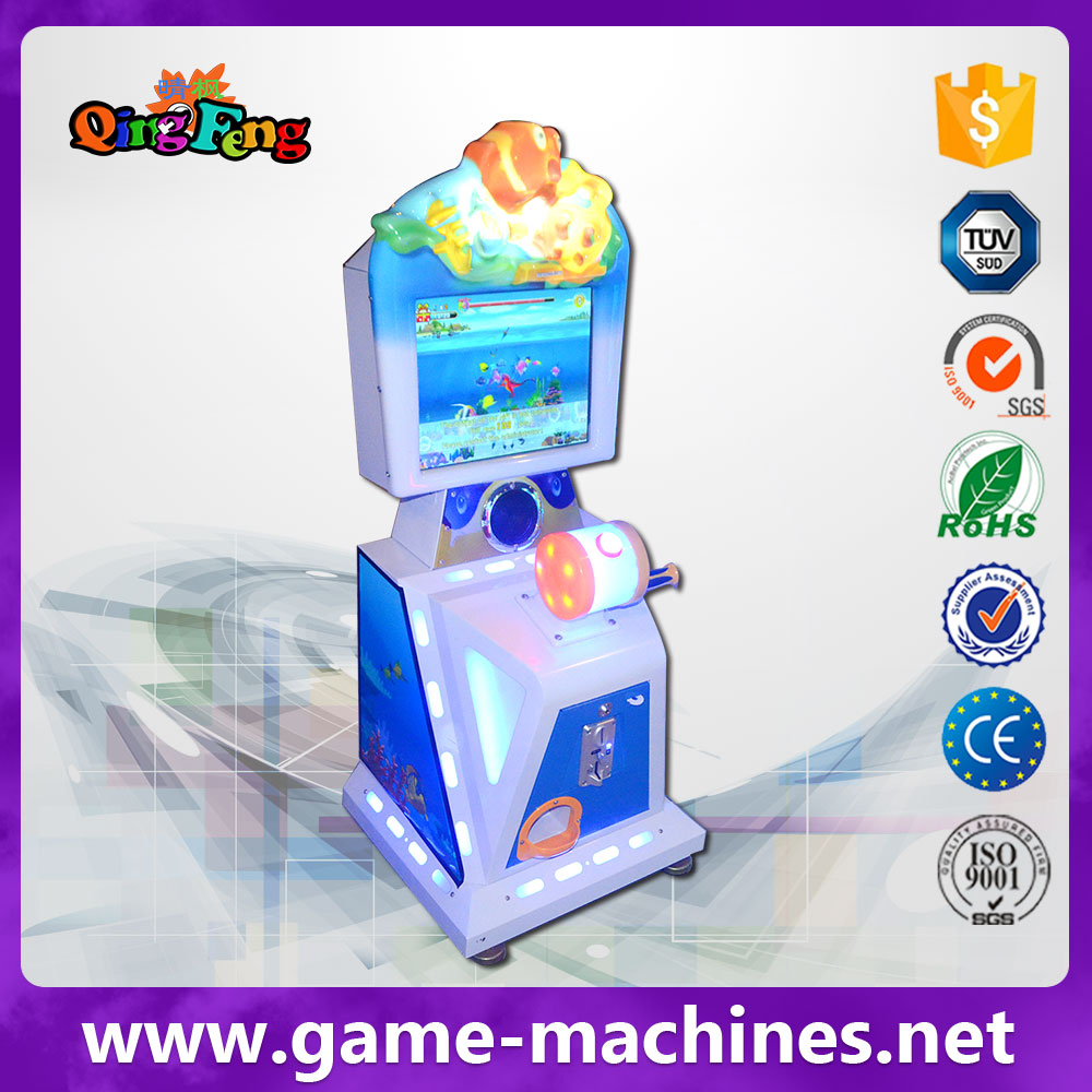 Christmas promotion funny usa childrens fishing games mini go fish game machine