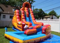GUTEFUN birthday parties inflatable sliding games