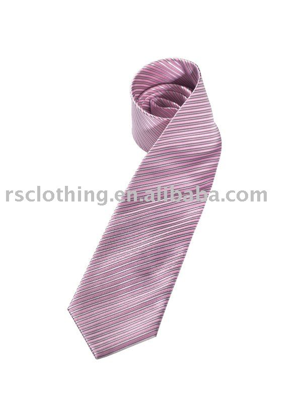 Mens High Quality Silk Woven Necktie