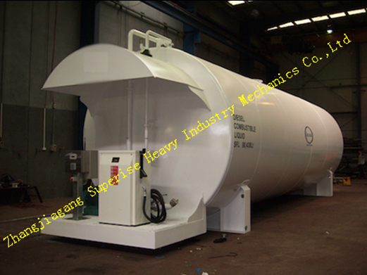 Conteneur carburant station mobile station de carburant for Maison container 50000