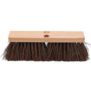 Wholesales Widely Use Garden Floor Sweeper Broom Head With Wooden Handle