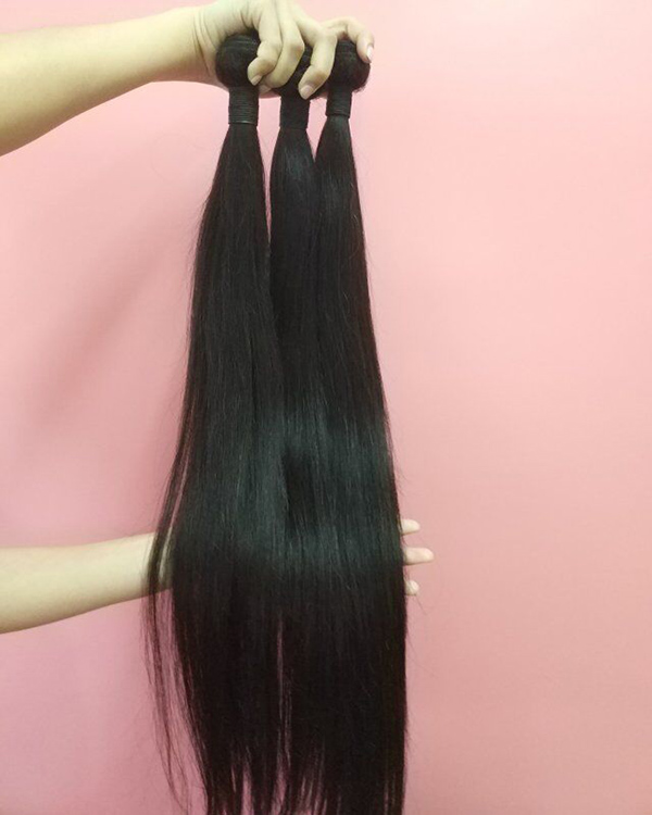 10A Peruvian Hair Straight Hair Bundles with closure Wholesale Factory Price Human Hair Express in 2019 фото