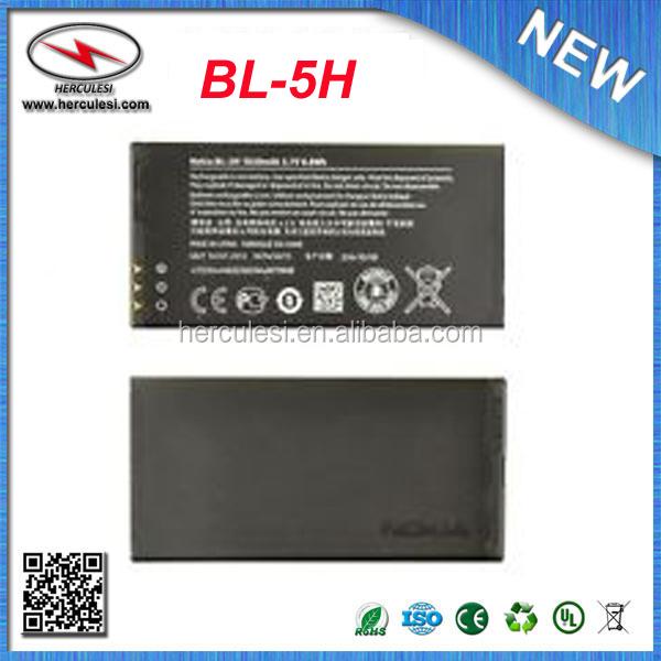 Battery Bl-5h 3 7v 1830mah 6 8wh For Nokia Lumia 630 630 Dual Sim 635 636  638 - Buy Bl-5h,N630 Battery,Lumia 630 Battery Product on Alibaba com