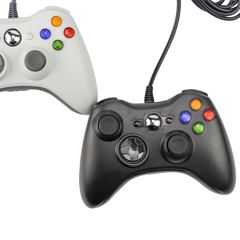 2018 new Wired USB Pad Joystick Game <strong>Controller</strong> For Microsoft <strong>Xbox</strong> <strong>360</strong>&amp;PC Windows