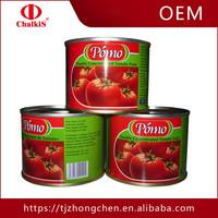 tomato paste in tins best tomato paste wholesale supplier POMO tomato paste