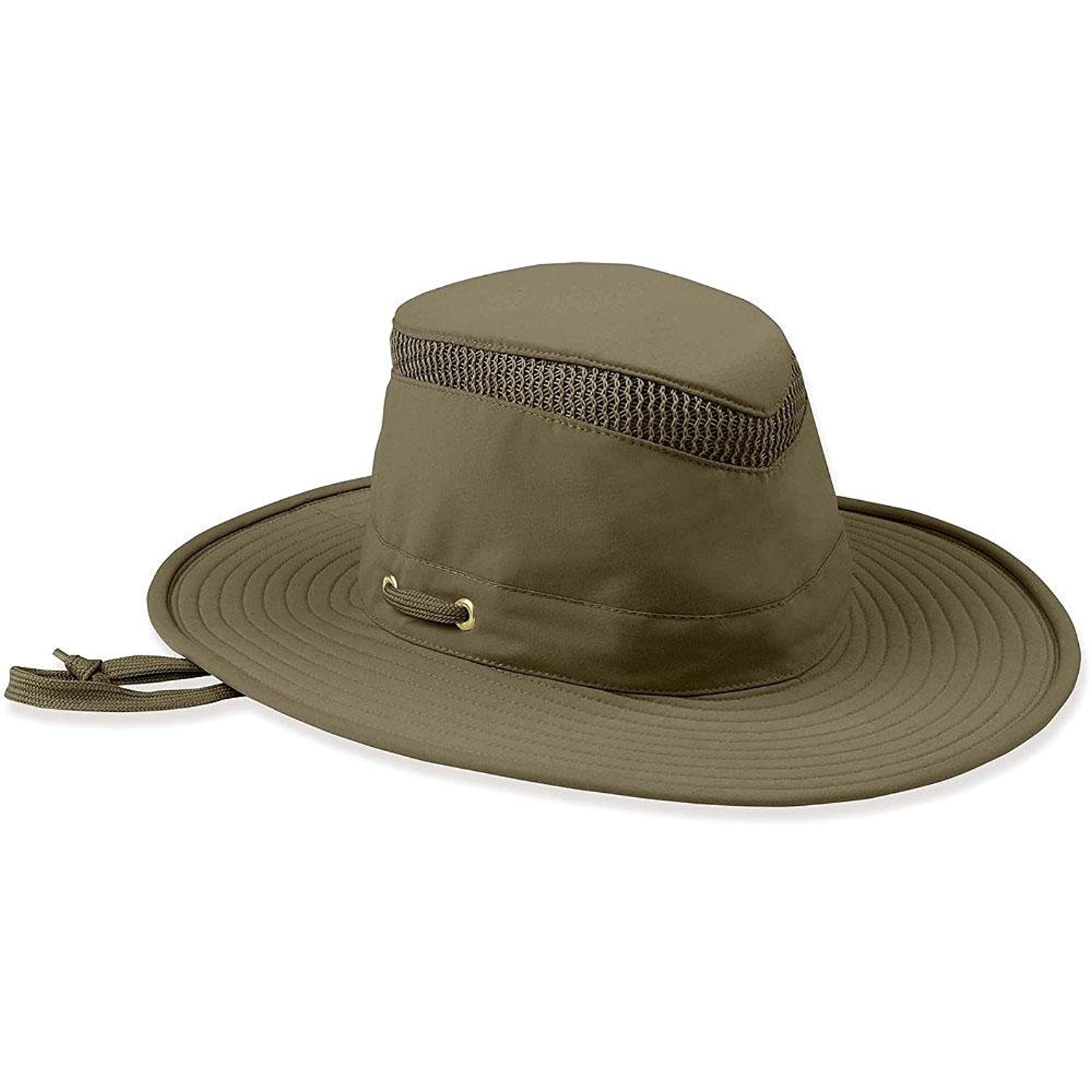 a85cfa2949c68 Get Quotations · Men s Tilley LTM6 Airflo Supplex Hats - OLIVE (size  7 ...