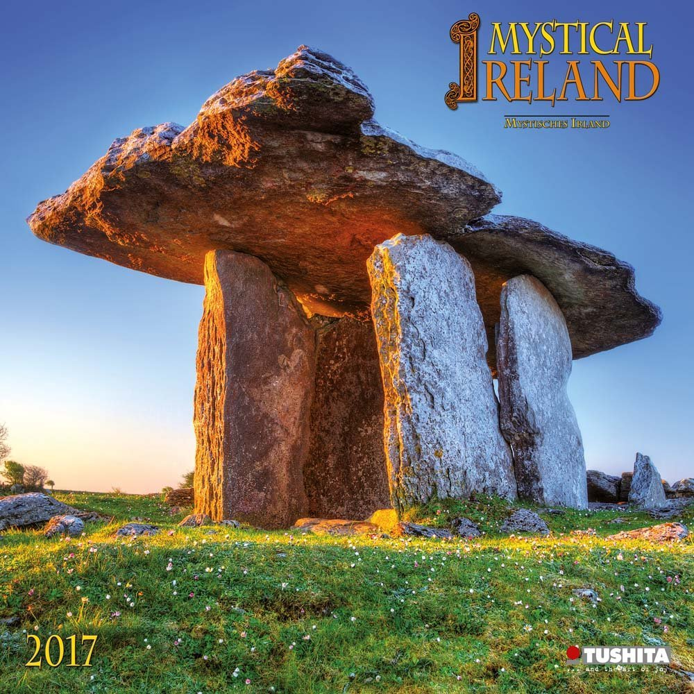 Mystical Ireland 2017 Wall Calendar