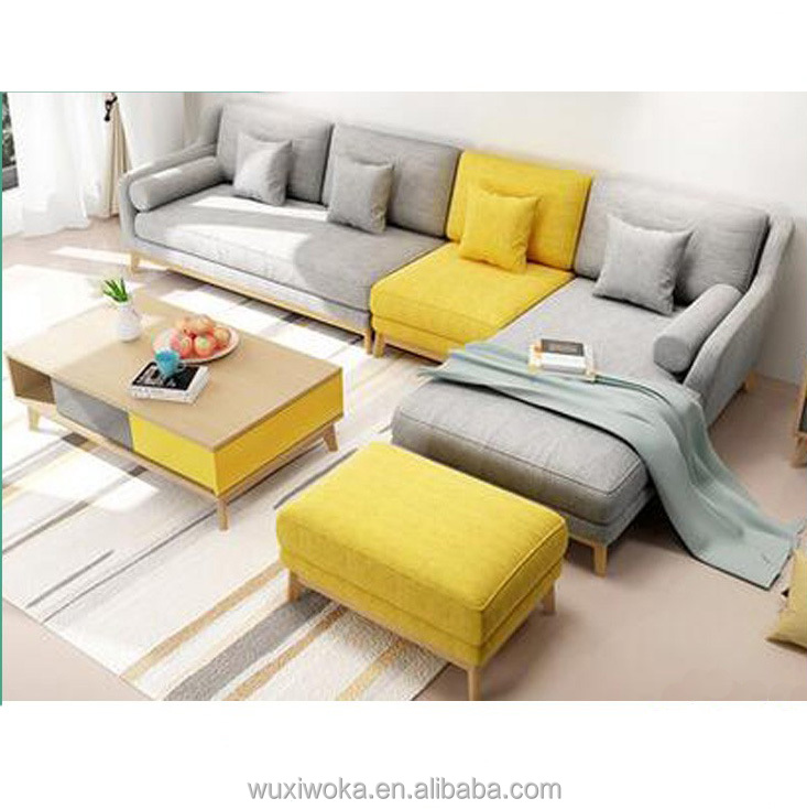 import <strong>furniture</strong> from china, buy sofa from china L shape sofa