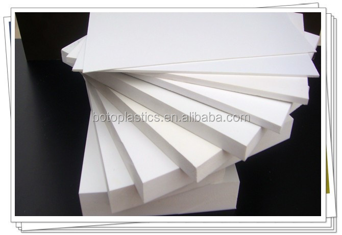 Recycle PVC rigid Foam board high quality kitchen cabinets