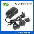 universal ac dc 5v 4a 9v 2a 12v2a 24v 1a EU US UK AUS Plug in power adapter