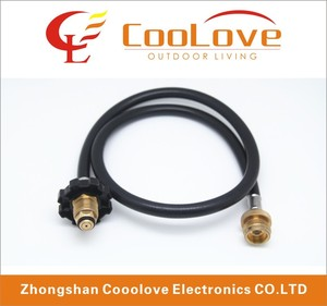 outdoor camping gas heater lpg hose